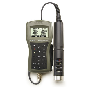 Multiparameter met sonde pH/ORP  DO  EC/FNU   C  4 m kabel
